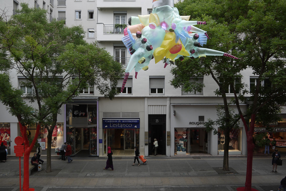 urban creature-villeurbanne france 2014-4-2