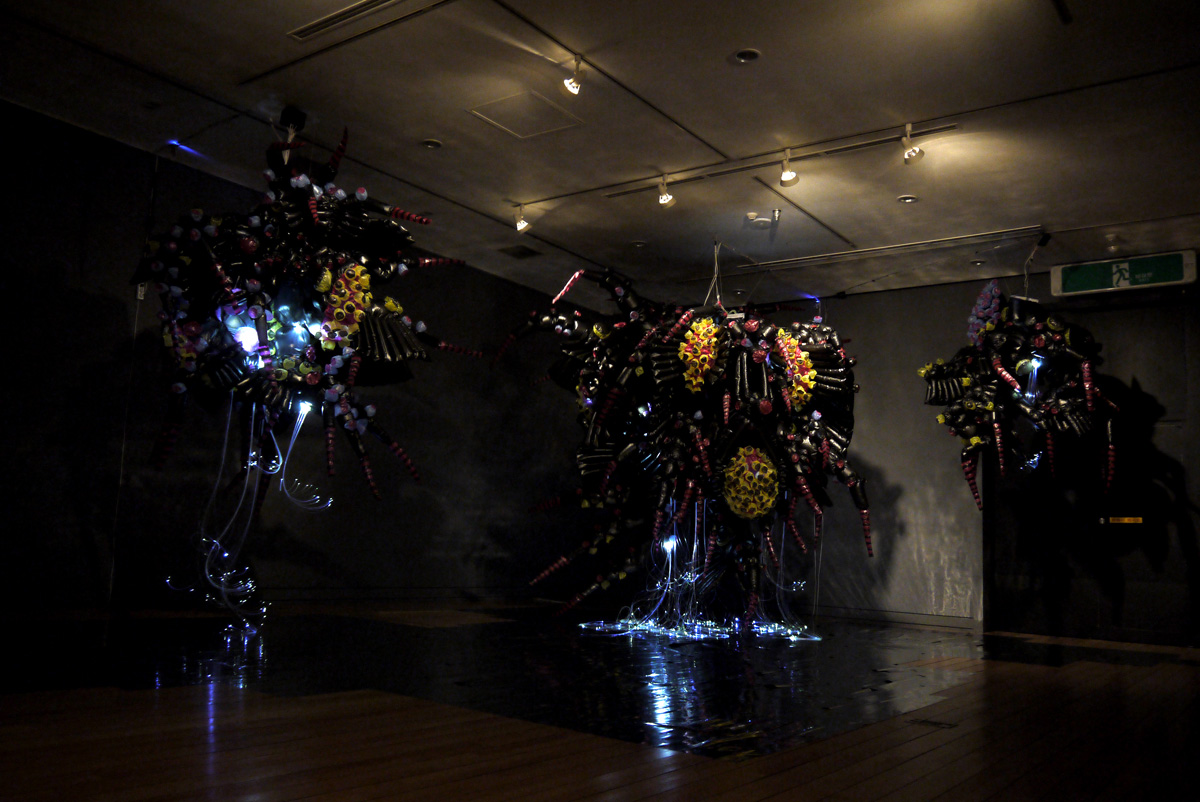 Urban Creature- Gyeongnam Art Museum, 2015-1