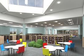 East Meadow Children's Library Rendering