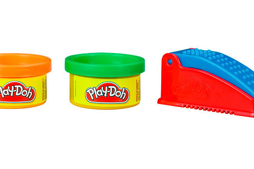 Mini Fábrica Diversión C/Plasticina Play-Doh 3A+