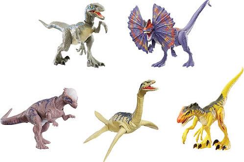 Dinosaurios Jurassic World Ataque Salvaje Surt/4 4a+
