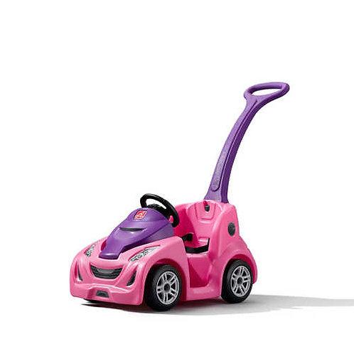 Buggy GT de Empujar Rosado 18-36m