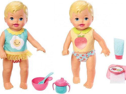 Little Mommy Bebé Cambio de Pañal-Hora de Desayunar Surt/2 2a+