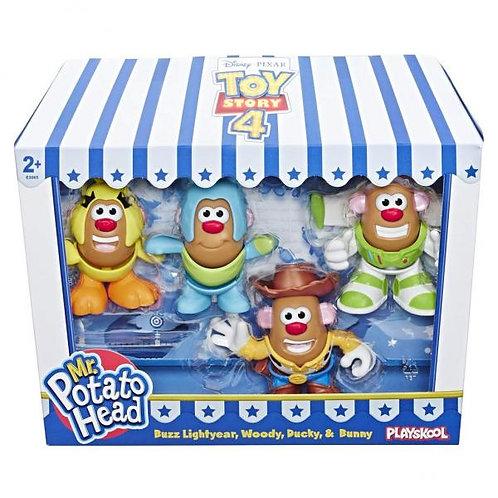 Figuras Señor Cara de Papa Toy Story 4 Set/4 2a+