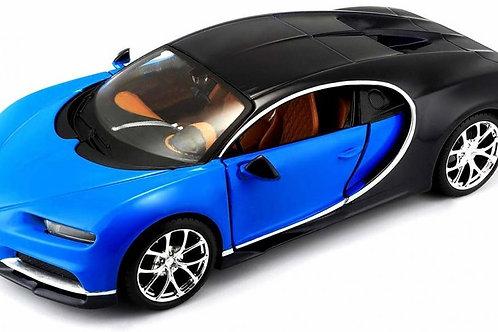 Carro1:24 Bugatti Chiron 3a+