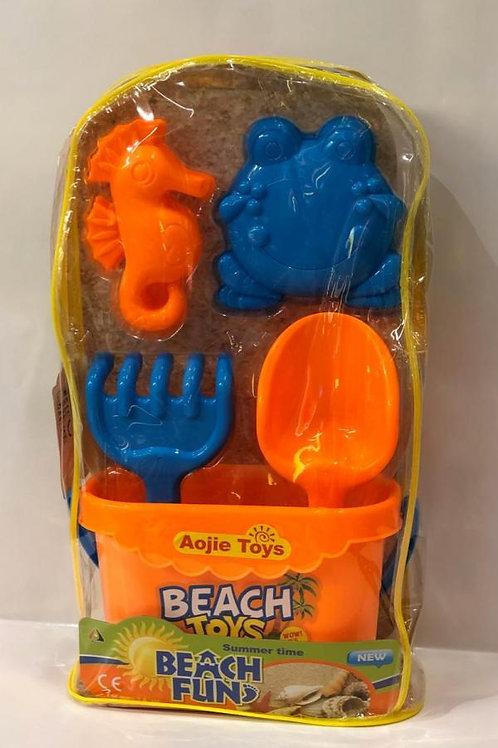 Bolsito con Juguetes de Playa 3a+(423557)