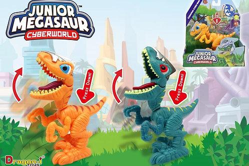 Dinosaurio Junior Megasaur Cyberworld Surt/2 2a+