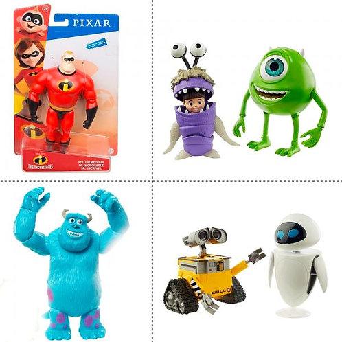 Figuras Disney Pixar Surt/4 3a+