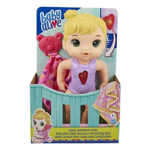 Baby Alive Bebé Corazón Feliz 3a+