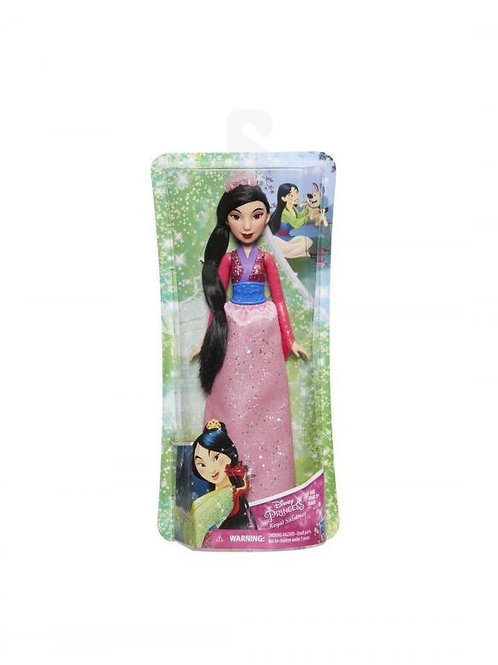 Muñecas Princesas Disney Royal Shimmer Surt/4 3a+