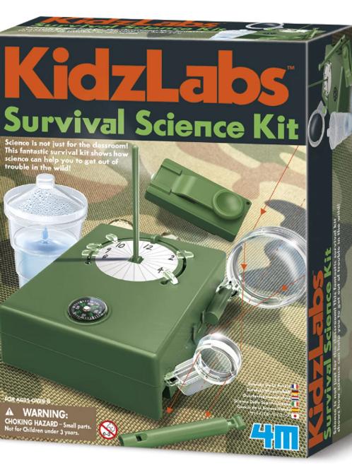 Kidz Labs Ciencia de Supervivencia 8a+