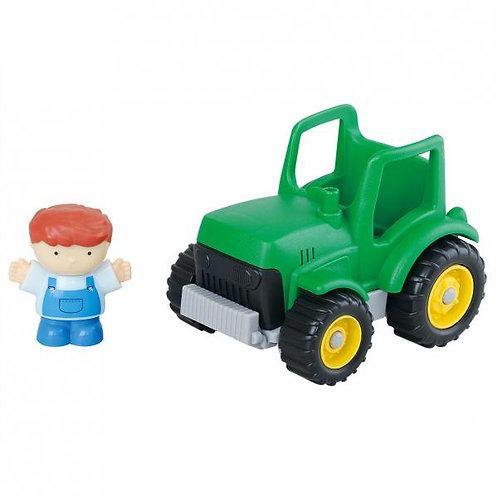 Mini Tractor de Granja 24m+