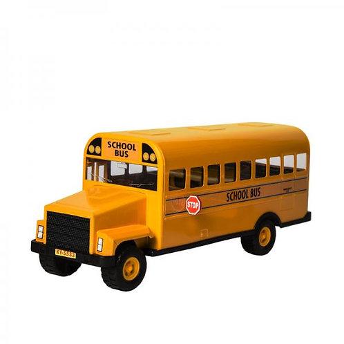 Autobús Escolar de Metal 31cm 3a+