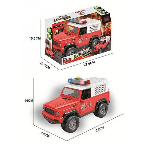 Carro de Bomberos Luz y Sonidos 3a+ (441568)