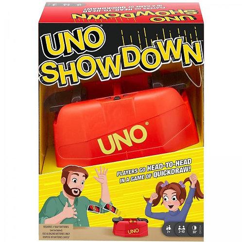 Juego Uno Showdown 7a+