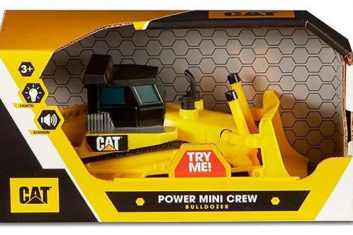 Mini Vehiculos de Construcción CAT Luz y Sonidos Surt/3 3a+(82261-62-63)