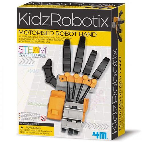 KidzRobotix Mano de Robot Motorizada 8a+
