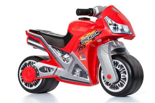 Moto Roja de Empujar con los Pies 25Kg 18m+
