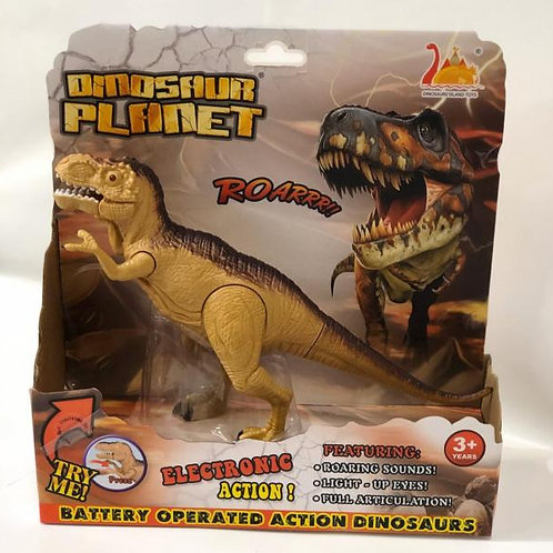 Dinosaurio Electrónico T-Rex 3a+(432467)