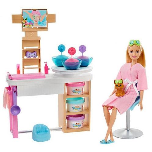 Muñeca Barbie Spa de Lujo 3a+