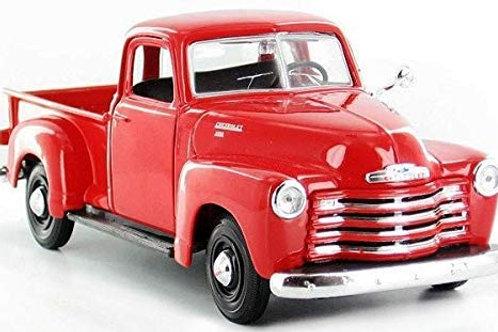 Carro 1:25 1950 Chevrolet® 3100 Pickup 3a+