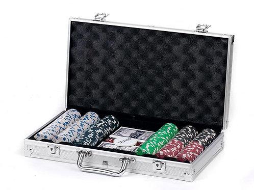 Juego de Poker Caja de Aluminio Edición Profesional