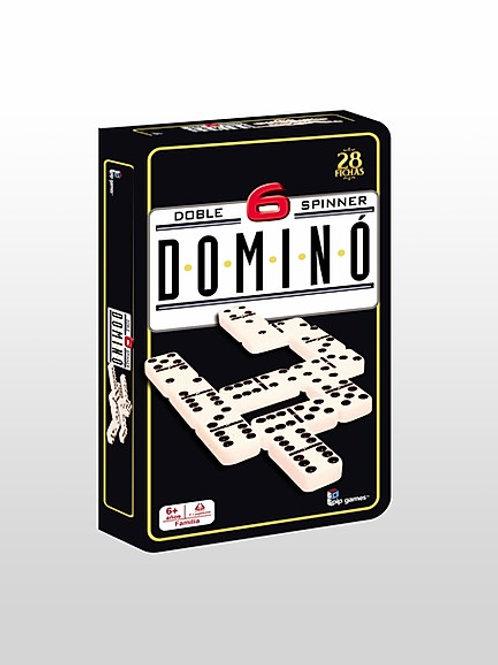 Juego de Domino 28pzs 6a+ / ( PP5063 )
