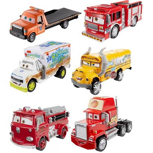 Carro Individual Cars 3 Figuras de Lujo Surt/3 3a+