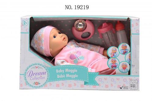 Dream Collection Bebé Maggie 35,5cm 2a+