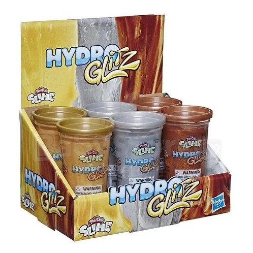 Play-Doh Slime Hydro Glitz Display/6 Surt/3 3a+