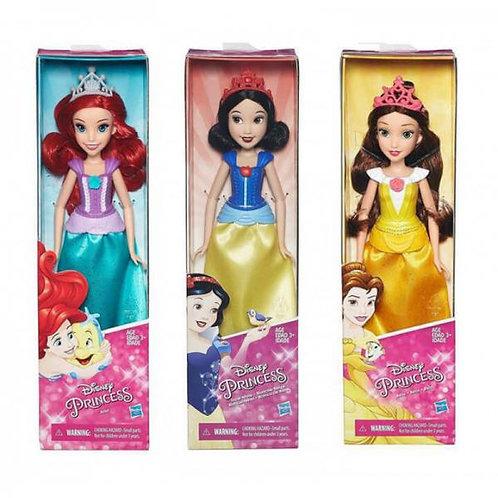 Muñecas Princesas Fashionistas Disney Surt/4 3a+