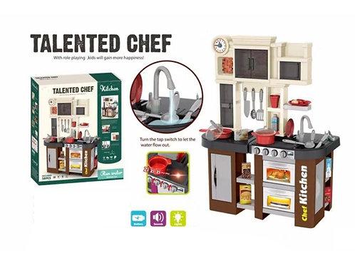 Cocina Talentoso(a) Chef 58pzs 3a+(436205)