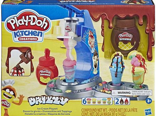 Play-Doh Kitchen Creations Heladería Creativa 3a+