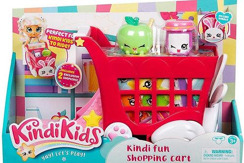 KindiKids Carrito de Compras Kindi Fun 3a+