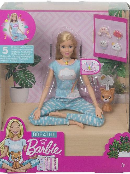 Muñeca Barbie 5 Meditaciones c/Luz y Sonidos 3a+