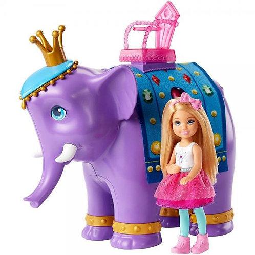 Barbie y Elefante Dreamtopia 3a+
