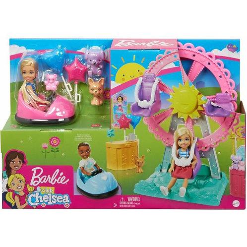 Barbie Club Chelsea Parque de Atracciones 3a+