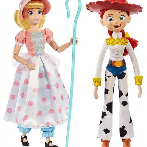 Muñecas Toy Story Fashionista Surt/2 (Jessie-Bo Peed) 3a+