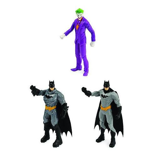 Figuras Batman Surt/3 3a+