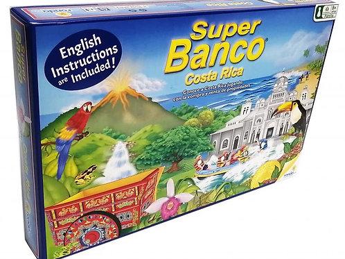 Juego de Mesa Super Banco Costa Rica 8a+