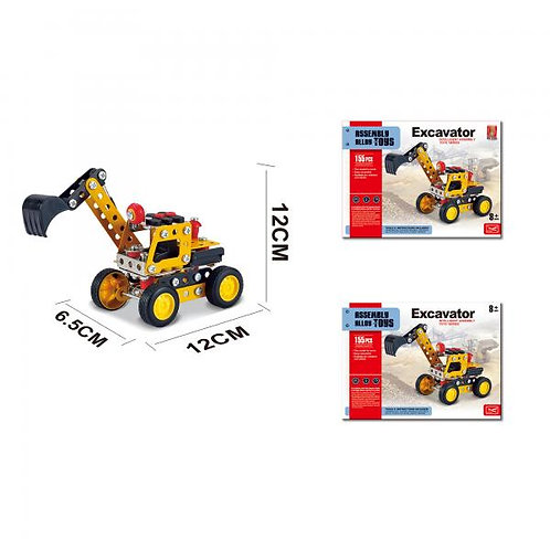 Excavadora Armable 155pzs 8a+ (440158)