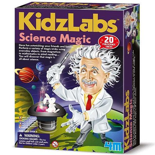 Juego Trucos de Ciencia Mágica 8a+