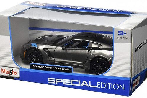 Carro1:24 2017 Corvette® Grand Sport 3a+