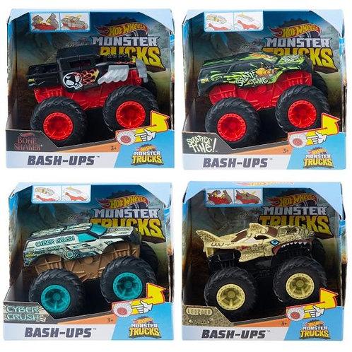 H-W Monster Trucks 3a+
