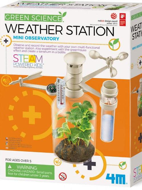 Green Science Estación Meteorológica 8a+