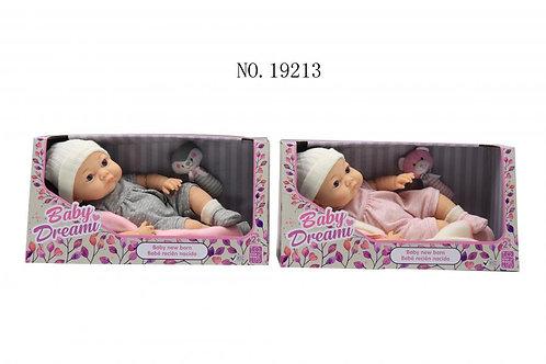 Baby Dream Bebé Recién Nacido 40,5cm S/2 2a+