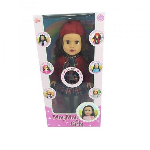 Muñeca MayMay Girls 48cm 3a+ (437066)