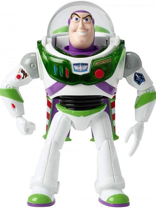 Figura Toys Story 4 Buzz Lightyear Accion y Sonidos 3a+