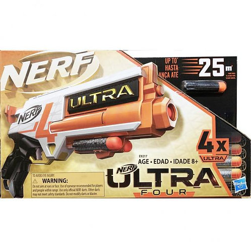 Lanzador Nerf Ultra Four 8a+
