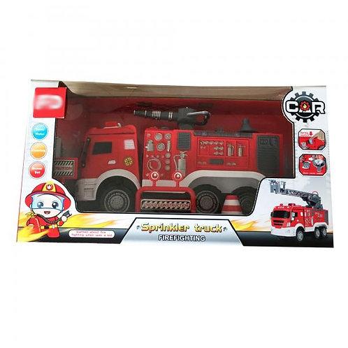 Camión de Bomberos Lanzador Agua en Spay (442442)